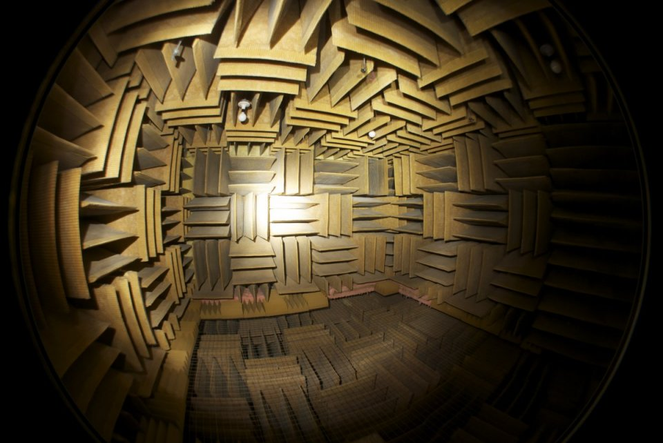 The Quietest Place on Earth - Orfield Anechoic Chamber