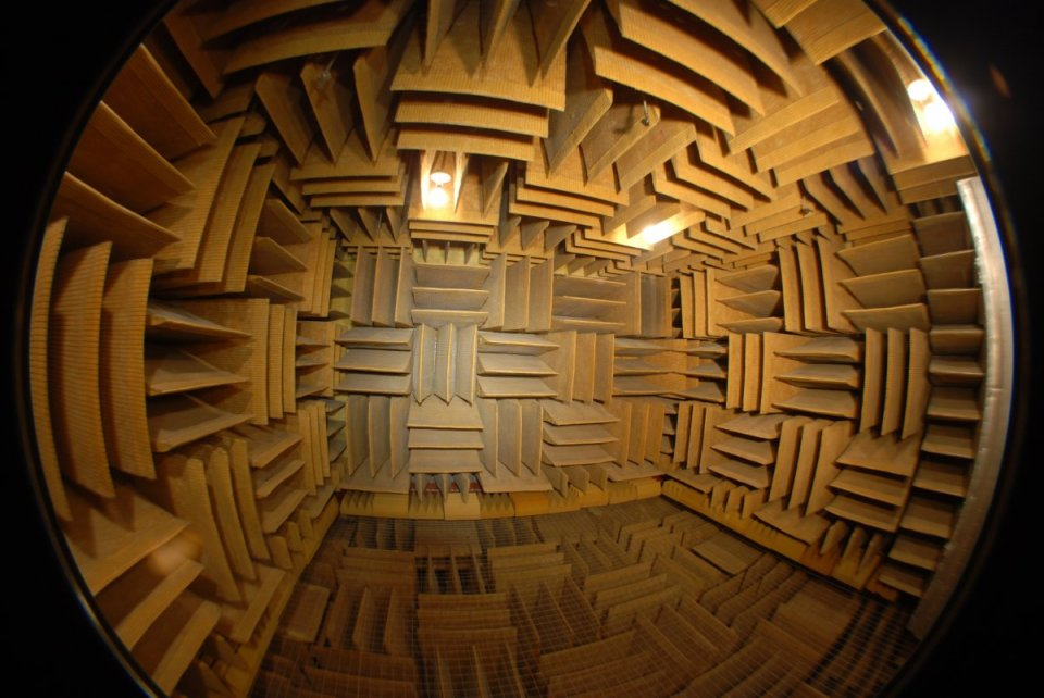 Orfield Labs Anechoic Chamber