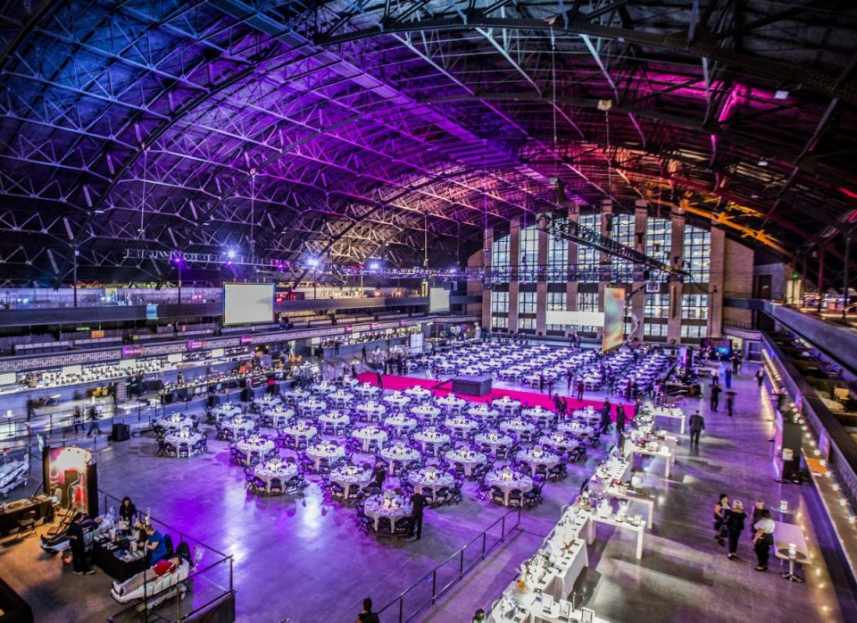 Minneapolis Armory Renovation